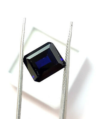 6.40 Ct Beautiful Natural AAA Quality Ceylon Blue Sapphire Best Loose Gemtone BL