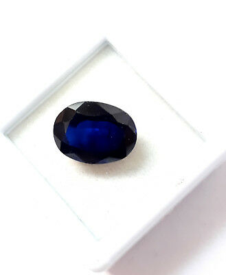 5.60 Ct Beautiful Natural AAA Quality Ceylon Blue Sapphire Best Loose Gemtone BL