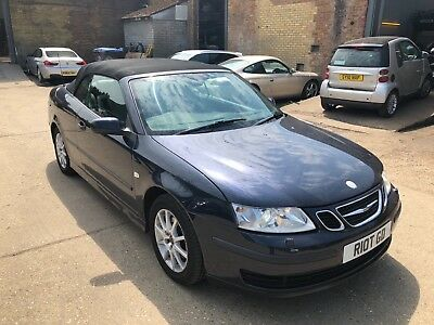 Saab 93 Aero Cabriolet Convertible Long MoT No Reserve Private Plate Included
