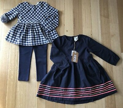 Country Road, Witcherykids And Cotton On Girls Size 4 Bundle