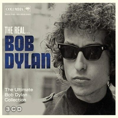 Bob Dylan The Real...bob Dylan Ultimate Collection 3 Cd Set (Best Of)