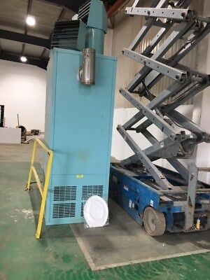 Powrmatic CPG700XUF STAND ALONE HEATER. NATURAL GAS. 2013 MODEL