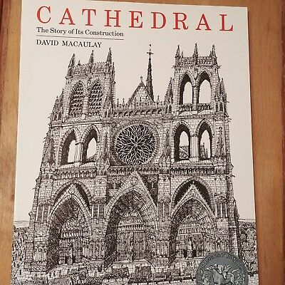 Cathedral the story of its construction by David Macaulay