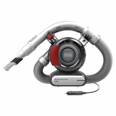 Aspirapolvere Dustbuster Flexi 12V 12.5 Air Watts Auto Cura BLACK+DECKER New