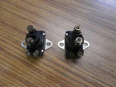 Mercruiser Trim Pump & Starter Solenoid celenoid relay switch