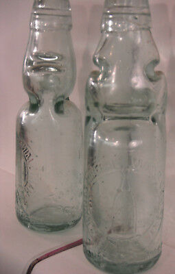 Antique 1880S Rare And Lovely Reliance Patent,acme, Mineral Water Codd Bottle