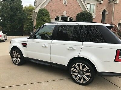 2013 Land Rover Range Rover  2013 Range Rover Sport Supercharged V8 LIMITED EDITION SPORTS UTILITY LOADED!!