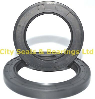 """Rubber Imperial Rotary Shaft Oil Seal 35025037 Oil Seal 2 1//2/""""x3 1//2/""""x3//8/"""""""