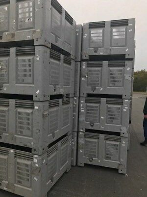 Dolav, Pallet box, Pallet container,