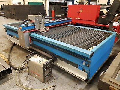 Spiro CNC Plasma Cutting Machine with Hypertherm Plasma ideal for HVAC ductwork