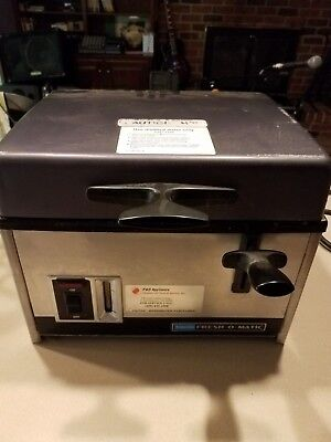 Lincoln Fresh-O-Matic Commercial Countertop Food Steamer 4000 -- Nice Cond!
