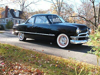1950 Ford Other Custom Deluxe 1950 Ford Club Coupe