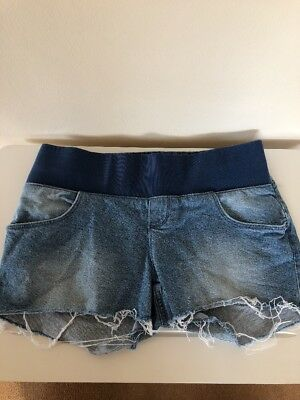 ASOS Denim Shorts Maternity Size 6