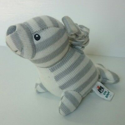 Little Jellycat Shiver Seal Jitter Vibrating Pram Cot soft baby Toy Retired