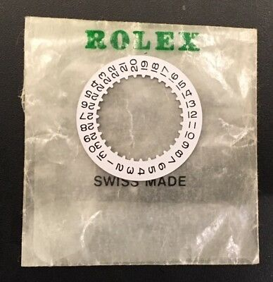 Rolex Datumscheibe Datewheel Submariner GMT Explorer SD 16710 16610 16600 16570