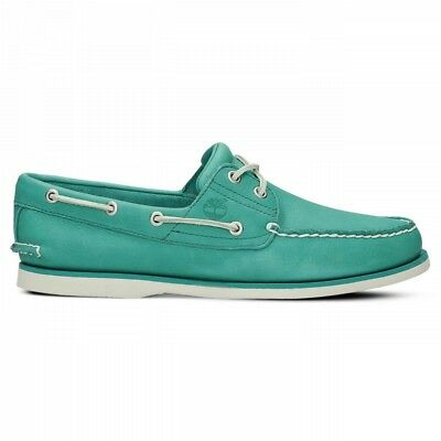 Timberland Mens Classic 2 Eye Boat Shoes