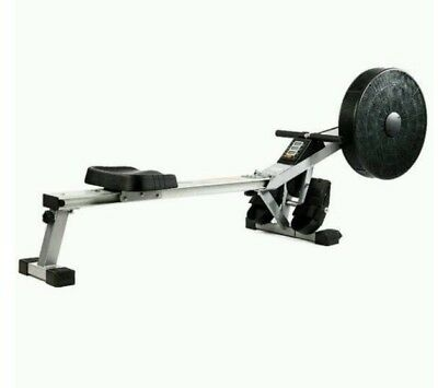 Roger Black Folding Air Rowing Machine, Rower (Can Deliver)