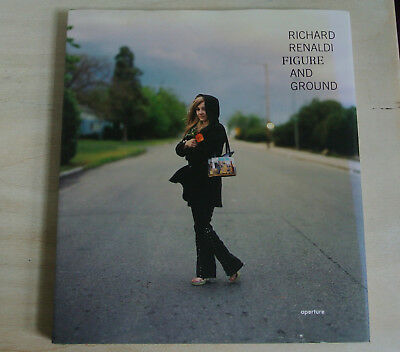 Richard Renaldi : Figure and Ground, Aperture , First Edition Hard cover