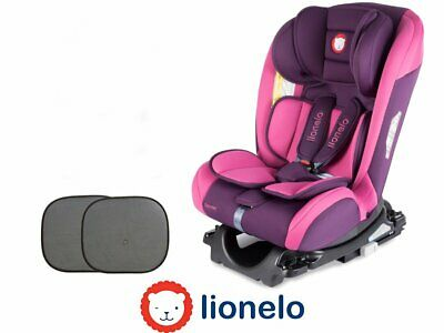 Baby Child Car seat Rear and Forward Facing Sander violet ISOFIX 0-36 kg
