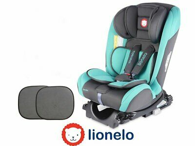 Baby Child Car seat Rear and Forward Facing Sander turquoise ISOFIX 0-36 kg