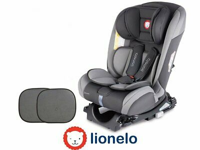 Baby Child Car seat Rear and Forward Facing Sander grey ISOFIX 0-36 kg