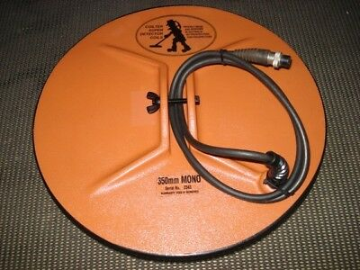 """Coiltek--14"""" Mono--Good Condition--suit Sd/Gp and Gpx Minelab"""