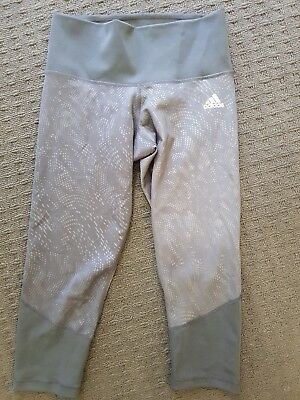 Adidas 3/4 ladies tights Brand New size XS