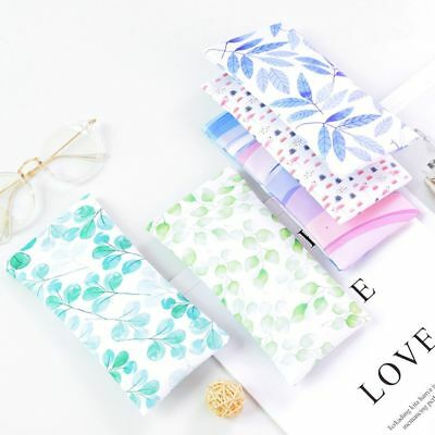 Stylish Waterproof PU Leather Dust Pouch Bag Sunglasses Reading Glasses Case