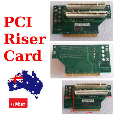 PCI Riser Card | 90 Degree | Right Angle | PCI Expansion Adapter Card