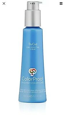 ColorProof Evolved Color Care Trucurl Curl Perfecting Creme 5.1 Fl Oz