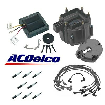 Full Size Chevy AC Delco HEI Distributor Tune Up Kit, 1974-1986 40-371965-1