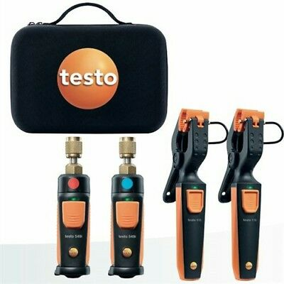 Testo Smart Probes - Refrigeration Set 0563 0002 Includes Air Temp Probe