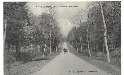 Florenville : route vers Orval