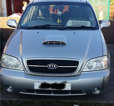 Car spares or repairs Kia Sedona very low milage
