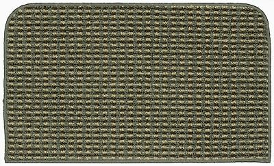 Garland Rug Berber Colorations Kitchen Slice Rug, 18-Inch by 30-Inch, Green New