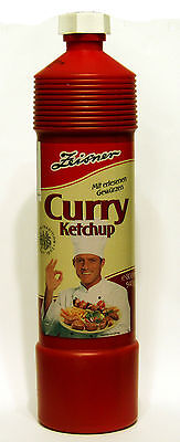 Zeisner Curry Ketchup 940g/800ml, Preservatives Free