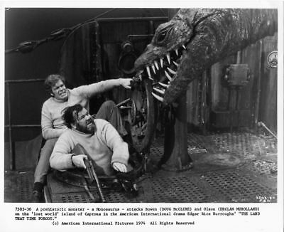 The Land That Time Forgot - Amicus Films - Vintage Photo #4