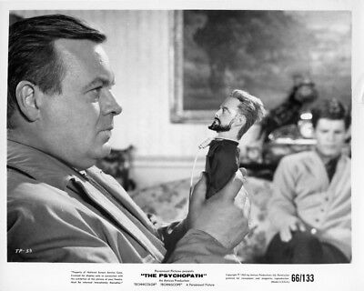 The Psychopath - Amicus Films - Vintage Photo
