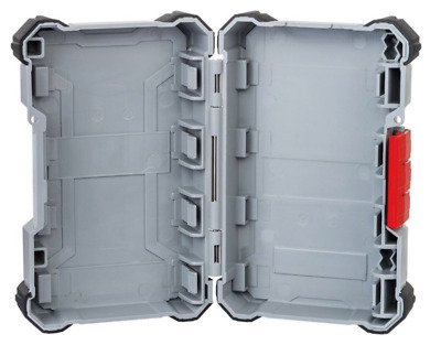 Bosch Impact control EMPTY CASE FOR SCREWDRIVER BITS 2608522363