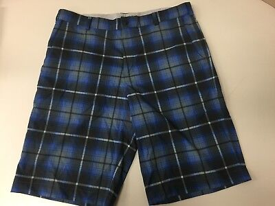mens NIKE golf shorts size 34 as new