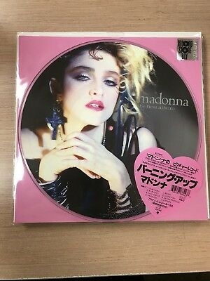 MADONNA * The First Album *RECORD STORE DAY *lim. Pic. LP* rsd