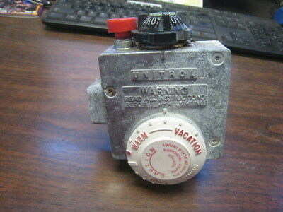 Bradford White 222-41805-01A R110RTSP Water Heater Control Gas Valve Thermostat