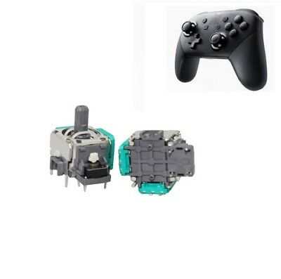 2 Pieces Controller Analog For Nintendo Switch Pro Thumb Stick Joystick