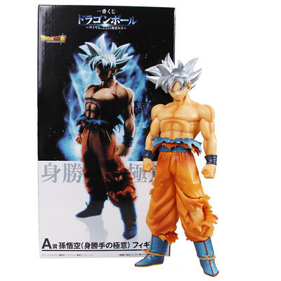 DRAGON BALL SUPER - Goku Ultra Instinto figura acción 26 cm Ultra Instinct