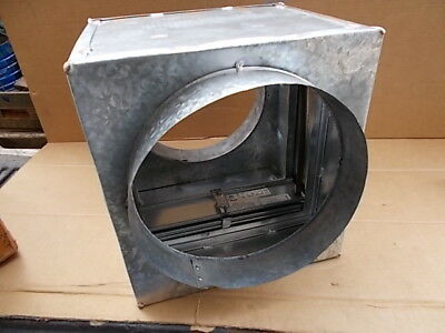 ULTRA SAFE  Model150 DH 12 Fire Damper