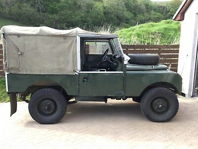 Land Rover series 1 86 inch