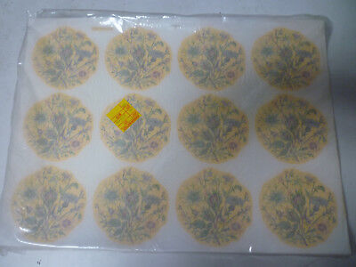 100 Sheets Ceramic Decals Johnson Matthey Transfer Sheet For Kiln Pottery Craft