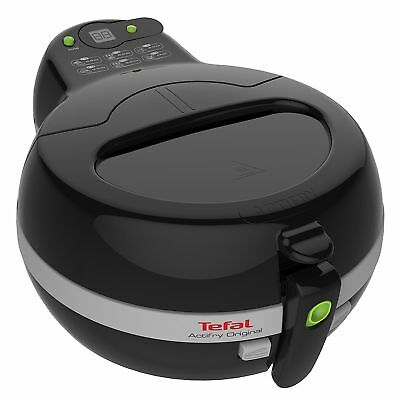 Tefal ActiFry Original Low Fat Healthy Family Fryer FZ710840 - 1kg - Black