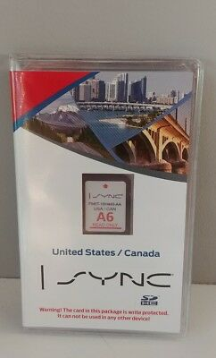 OEM  A6 2013 2014 2015 MyFord Navigation System SD Card cover: U.S. Canada