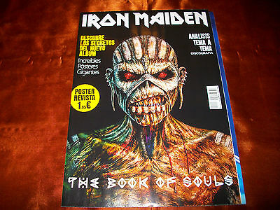 Iron Maiden-The Book Of Souls-Revista